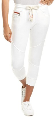 Grey State Relaxed Camden Capri Pant
