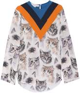 Stella McCartney Alida Cat Printed Top