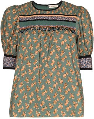 Ulla Johnson Adalie floral-print blouse