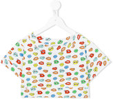 Au Jour Le Jour Kids Lips T-shirt