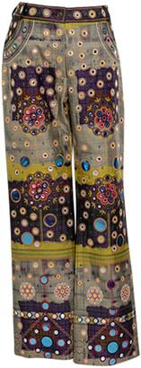 Christian Dior Multicolour Denim - Jeans Trousers