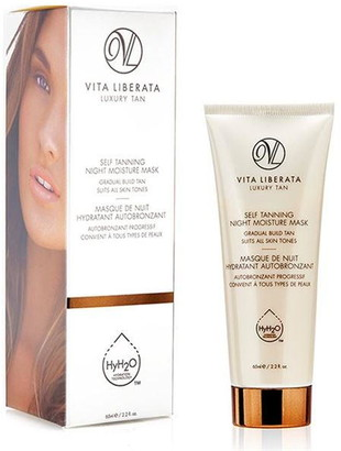 Vita Liberata Self Tanning Night Mositure Mask 65ml
