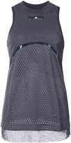 adidas by Stella McCartney perforated sports tank