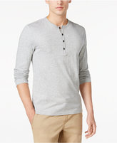 Michael Kors Men's Jasper Speckled Henley