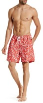 Trunks San O Short Paisley Swim Trunk