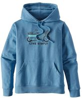 Patagonia Women's Live Simply® Market Bike Midweight Hoody