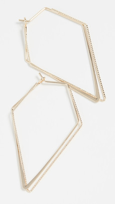 Jules Smith Geometric Hoops