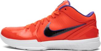 Nike Kobe 4 Protro UNDFTD 'Undefeated - Phoenix Suns' Shoes - Size 4.5