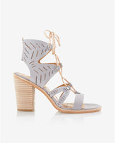 Express dolce vita luci heeled sandal