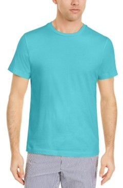 Club Room Men's Solid Crewneck T-Shirt, Created for Macy's