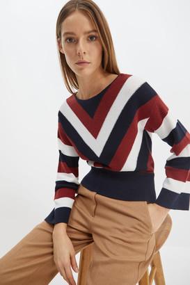 SABA Bella Bell Sleeve Knit