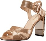 Nine West Women's Crossroad Glitter Dress Sandal