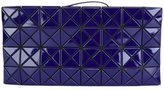 Bao Bao Issey Miyake geometrically structured clutch