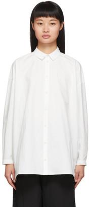 Toogood White The Draughtsman Shirt