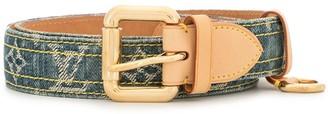 Louis Vuitton 2006 Pre-Owned Monogram Print Belt