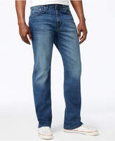 Calvin Klein Jeans Men's Big and Tall Stretch Relaxed Fit Jeans