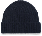 Oliver Spencer - Ribbed Wool Beanie