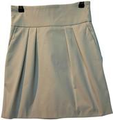 Byblos Beige Skirt for Women