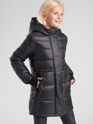 Athleta Girl Snow Day Down Jacket