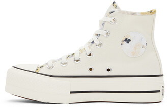 Converse Off-White Chuck Taylor All Star Lift Hi Sneakers