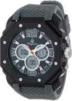 Burgmeister Men's BM901-620 Tokyo Analog-Digital Watch