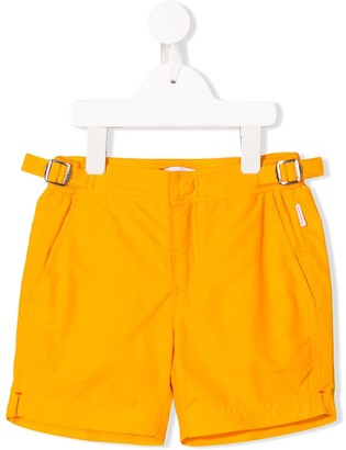 Orlebar Brown Kids Russell Shorts