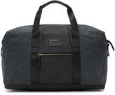 Diesel Black & Indigo D-V-Denim Duffle Bag