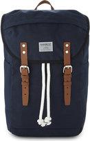 SANDQVIST Mens Blue Functional Hans Cordura Backpack