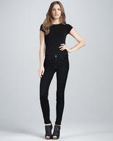 J Brand Jeans 811 Herringbone Skinny Jeans