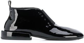 Marsèll varnished ankle boots