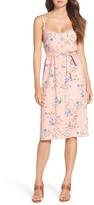 Women's Ali & Jay Flower Frolicking Midi Dress