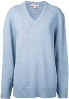 Michael Kors cashmere v-neck jumper - women - Cashmere - XS