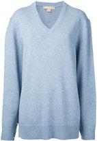 Michael Kors v-neck jumper - women - Cashmere - XS