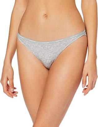 Calvin Klein Women's String Bikini Brief,One (Size: )
