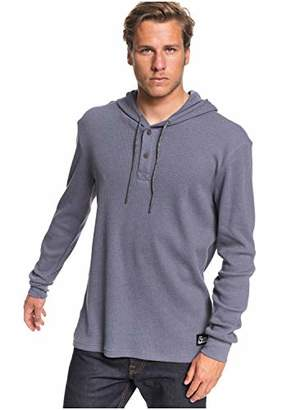 Quiksilver Men's Rio Real Hoody Knit
