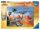 Ravensburger Ravens burger Disney Planes Fire & Rescue: Fighting the Fire Puzzle - 100pc