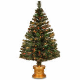 NATIONAL TREE CO National Tree Co. 4 Foot Evergreen Firework Pre-Lit Christmas Tree
