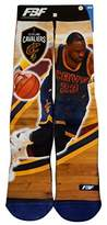 For Bare Feet Lebron James Cleveland Cavaliers Center Court II Socks (3 Sizes Available)