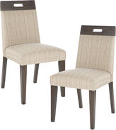 Asstd National Brand Jackson 2-pc. Side Chair