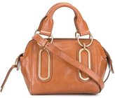 See by Chloe small 'Paige' tote - women - Cotton/Calf Leather - One Size