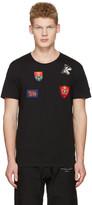 Alexander McQueen Black Badges T-shirt