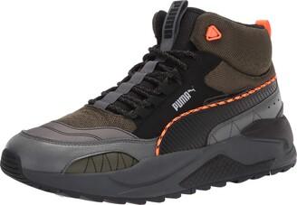 Puma Men's X-Ray 2 Square Mid Sneaker