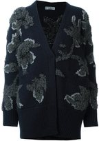Brunello Cucinelli floral pattern cardigan