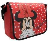 Character Messenger Bag Long Adjustable Strap Satchel School Courier