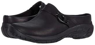 Merrell Encore Slide 4 Leather (Black) Women's Shoes