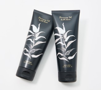 Potion 54 by Jill Martin Body Lotion and Body Wash 2-Piece Set