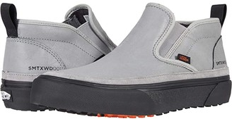 Vans Mid Slip SF MTE ((Sam Taxwood) Gray/Black) Athletic Shoes