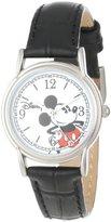 EWatchFactory Disney Women's W000547 Mickey Mouse Cardiff Watch