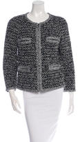 Chanel Wool Tweed Jacket