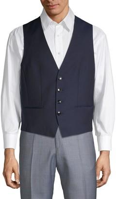 HUGO BOSS Virgin Wool Vest